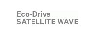 Eco Drive Satellite Wave