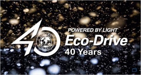 40 Years of Eco-Drive